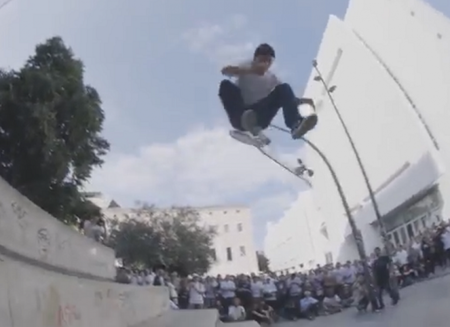 Justin Sommer - Macba back to the 4