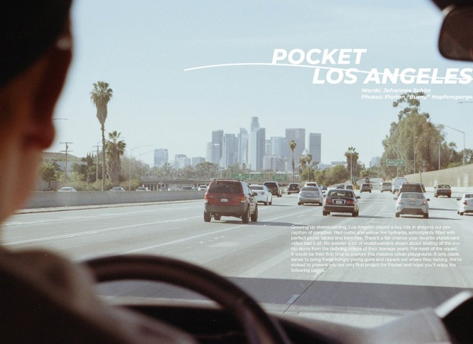 Pocket LA Clip with Justin Sommer