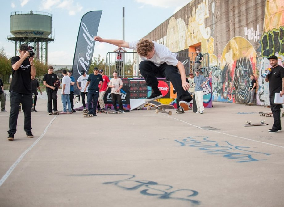 Game of Skate Results & Pics Pt.I