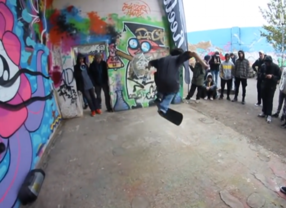 Game of Skate - OG Pav Clip