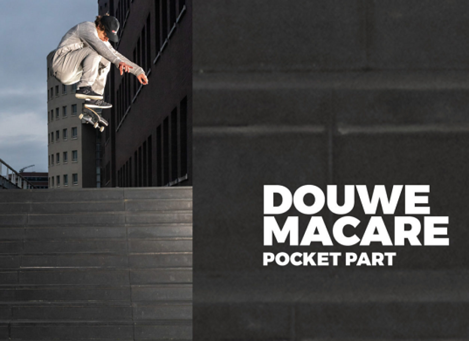 Douwe Macaré Pocket Part